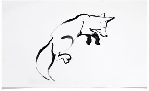 Eri Griffin | Pen & Ink Illustrations
